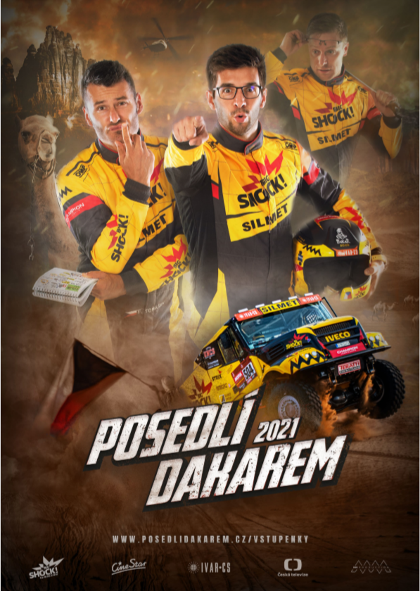 Posedlí Dakarem 2021