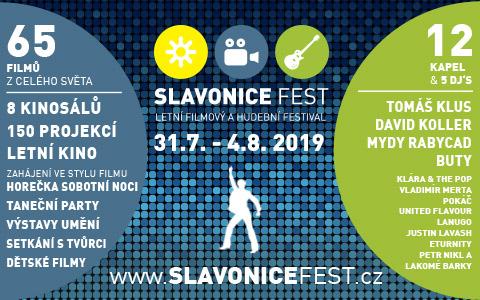 Slavonice 2019