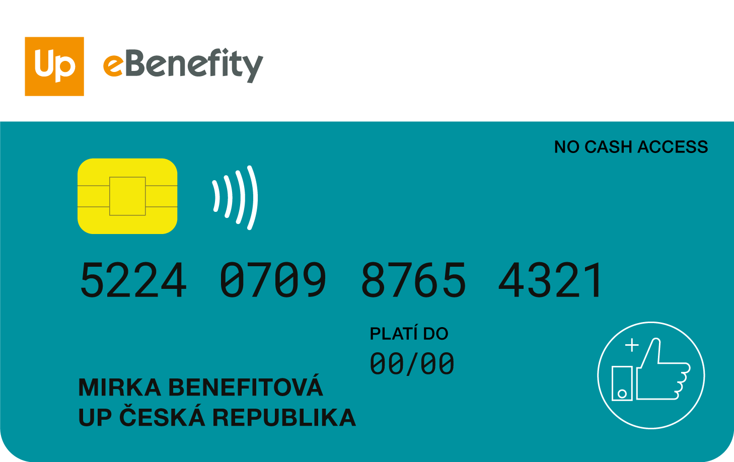 UP | benefity karta