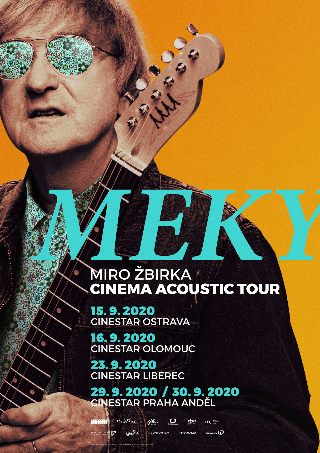 MEKY: Miro Žbirka cinema acoustic tour